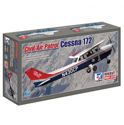 Kit de Montar Avião Cessna 172 Civil Air Patrol 1:48 Minicraft