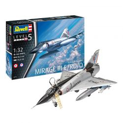 Kit de Montar Mirage III Dassault Aviation 1:32 Revell