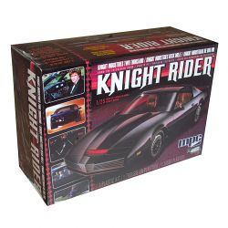 Kit de Montar Pontiac Fire Knight Rider 1982 1:25 Mpc