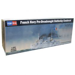 Kit de Montar Navy Pre-Dreadnought Battleship Condorcet 1:350 Hobby Boss