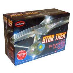 Kit de Montar Star Trek USS Enterprise NCC-1701 A Refit 1:1000 Polar Lights