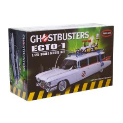 Kit de Montar Ecto-1 Ghostbusters 1:25 Snap It Polar Lights