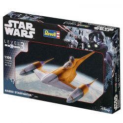 Kit de Montar Star Wars Naboo Starfighter 1:109 Revell