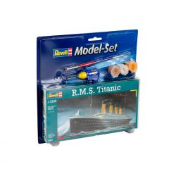 Kit de Montar R.M.S. Titanic 1:1200 Model Set Revell