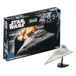 Kit de Montar Star Wars Imperial Star Destroyer 1:12300 Revell