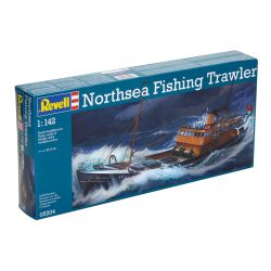 Kit De Montar Revell 1:142 Northsea Fishing Trawler