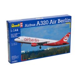 Kit de Montar Airbus A320 Airberlin 1:144 Revell