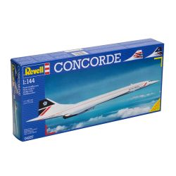 Kit de Montar Concorde British Airways 1:144 Revell