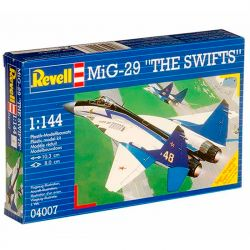 Kit De Montar Revell 1:144 Mig 29 The Swifts
