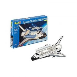 Kit de Montar Ônibus Espacial Space Shuttle Atlantis 1:144 Revell