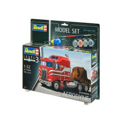 Kit de Montar Kenworth Aerodyne 1:32 Model Set Revell