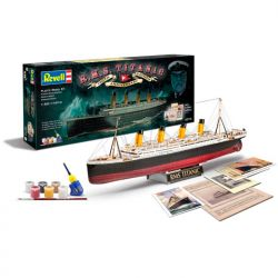 Kit de Montar R.M.S. Titanic 100th Anniversary Edition 1:400 Gift Set Revell