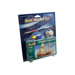 Kit de Montar Spanish Galleon 1:450 Model Set Revell