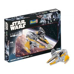 Kit de Montar Star Wars Anakin's Jedi Starfighter 1:58 Revell