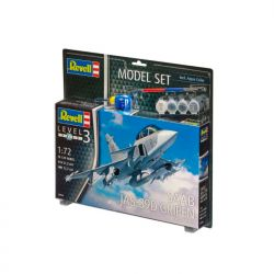 Kit de Montar Saab Jas-39D Gripen 1:72 Model Set Revell