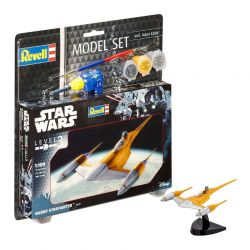 Kit de Montar Star Wars Naboo Starfighter 1:109 Model Set Revell