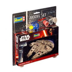 Kit de Montar Star Wars Millennium Falcon 1:241 Model Set Revell