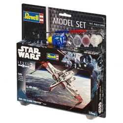 Kit de Montar Star Wars ARC 170 Fighter 1:83 Model Set Revell