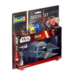 Kit de Montar Star Wars TIE Interceptor 1:90 Model Set Revell