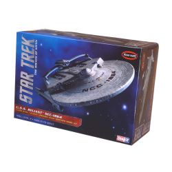Kit De Montar Polar Lights Snap It 1:1000 Star Trek U.S.S. Reliant Ncc-1864