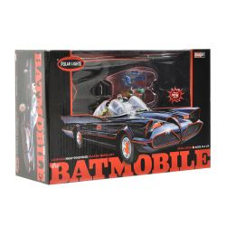 Kit de Montar Batmobile 1966 1:25 Snap It Polar Lights