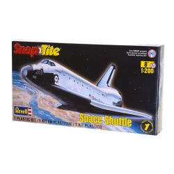 Kit De Montar Revell Snap Tite 1:200 Space Shuttle