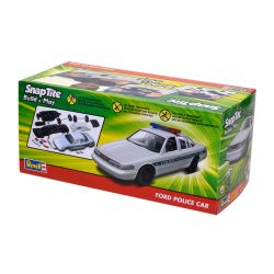 Kit De Montar Revell Snap Tite 1:25 Ford Police Car