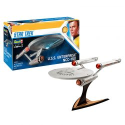 Kit de Montar Star Trek U.S.S Enterprise NCC 1701 1:600 Revell