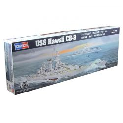 Kit de Montar U.S.S. Hawaii CB-3 1:350 Hobby Boss