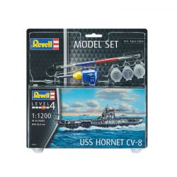 Kit de Montar USS Hornet CV-8 1:1200 Model Set Revell
