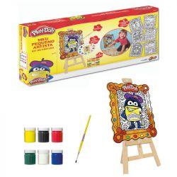 Kit de Pintura Meu Pequeno Artista Play-doh