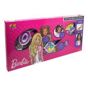 Kit de Pulseiras e Colares Barbie Fun