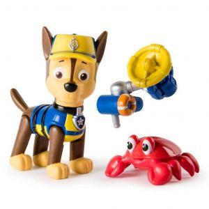 Kit Figura Temática Patrulha Canina Chase - Sunny