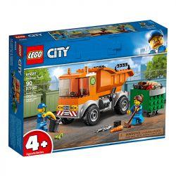 Lego City Caminhão de Lixo - 60220