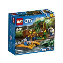Lego City Conjunto Básico Da Selva 60157