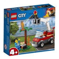 Lego City Extinção de Fogo no Churrasco - 60212