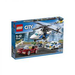Lego City Perseguição Em Alta Velocidade 60138