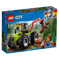 Lego City Trator Florestal 60181