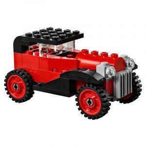 Lego Classic Engrenagens E Rodas 442 Peças 10715