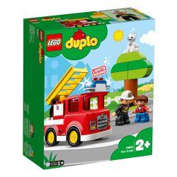 Lego Duplo Caminhão de Bombeiro - 10901