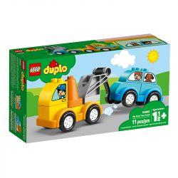 Lego Duplo Meu Primeiro Caminhão Reboque - 10883
