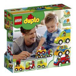 Lego Duplo Minhas Primeiras Criações de Carros - 10886