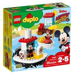 Lego Duplo O Barco Do Mickey 10881