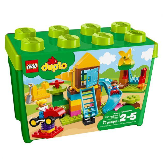 Lego Duplo Parquinho De Diversões 10864