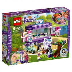 Lego Friends A Banca De Arte Da Emma 41332