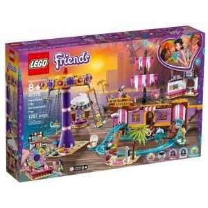 Lego Friends Cais Divertido de Heartlake City 1251 Peças 41375