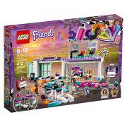 Lego Friends Loja Criativa De Tuning Shop 41351