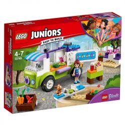 Lego Juniors O Mercado De Alimentos Orgânicos Da Mia 10749