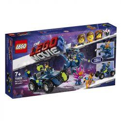 Lego Movie Veiculo Off-road Rex-treme do Rex - 70826