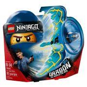 Lego Ninjago Jay Mestre Dragão 70646